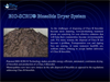 Biosolids Dryer System Presentation Brochure