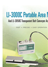 LI-3000C Portable Leaf Area Meter Brochure