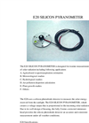 E20 Silicon Pyranometer Brochure (PDF 55 KB)