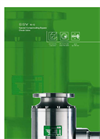 Model SSV - Automatic Recirculation Valves Brochure