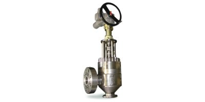 Model SR/SA Series - High Pressure Control Valves