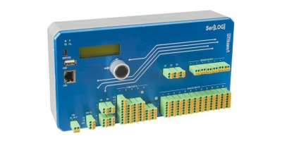 LAMBRECHT - Model Data logger Ser[LOG] - Outstanding versatility and performance