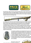 Arlat - Model SCS - Spiral or Auger Screen Brochure