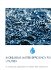 Increasing Water Efficiency for Utilities