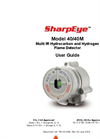 SharpEye - Model 40/40M Multi IR - Flame Detector - Operating Manual