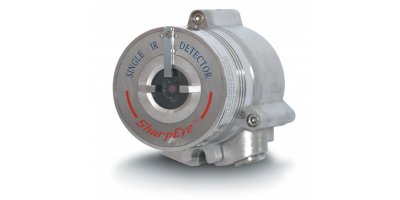 SharpEye - Model 40/40R - Single IR - Flame Detector