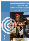 4th International Disaster and Risk Conference IDRC Davos 2012 - Sponsorship Brochure