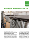 Genap - Anti-algae Tensioned Cover for Silo - Brochure