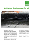 Genap - Anti-algae Floating Cover for Silo - Brochure