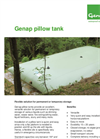 Genap - Pillow Tanks - Fact Sheet