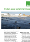 Genap - Bottom Seals for Tank Terminals - Fact Sheet