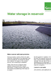 Genap - Water Reservoir - Brochure