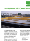 Genap - Storage Reservoirs - Brochure