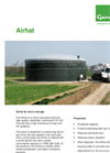 Genap - Airhat for Slurry Storage - Brochure