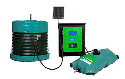 Genap - Model UV Waterbox - Water Purification Kit