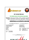 Box Burners S-40 Brochure