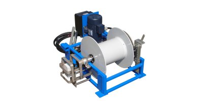 Model PID-02 - Portable Marine Winch