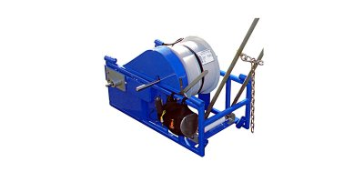 Model PID-03 - Borehole Winch