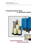 Composite Pressure Tanks & Distribution Systems Brochure