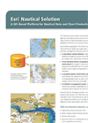 Esri Nautical Solution Brochure