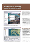 Esri Production Mapping Brochure
