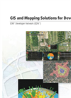 GIS and Mapping Solutions for Developers Brochure
