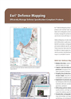 Esri Defense Mapping Flyers