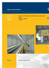 Treatment And Recycling Installation Of Building Waste Material - I (PDF 357 KB)
