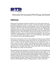 Horizontal Environmental Wells Handbook Brochure