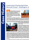 Case History: Dewatering for DC Metrorail Terminal