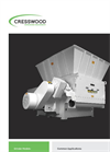 Model HF-70 / XR-2000 / XR2400 - Feed Grinder Brochure