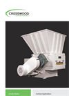 Model HF-40LR CS - Wood Grinder Brochure