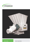 Model HR-4230SR - Hopper Fed Shredders Brochure