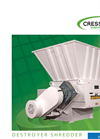 Model HR-4236SR - Hopper Fed Shredders Brochure