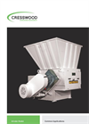 Model HF-5340LRXD - Hopper Fed Shredders Brochure