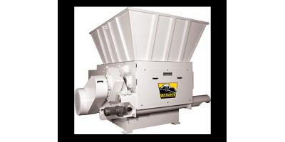 Model HF-5340LRXD - Hopper Fed Shredders