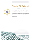 Clarity EA Brochure (PDF 393 KB)
