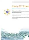 Clarity Extension SST Brochure (PDF 368 KB)