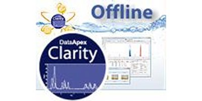 DataApex - Version Clarity Offline - Chromatography Data Station (CDS)