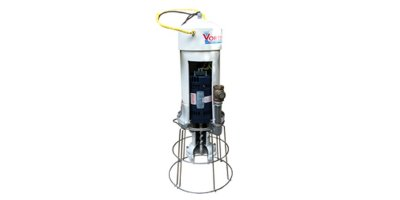 Vortex - Model V-2000  - Low-Pressure Sewer Submersible Grinder Pump System (LPSS )