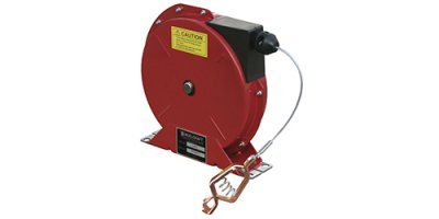 Model G 3050 - Spring Retractable Grounding Reels