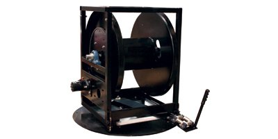Swivel Base Jetter Hose Reel