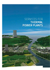 Services for Thermal Power Plants - Brochure