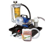 TK 240-XT Portable Fuel Tank Cleaning System by ALGAE-X International