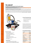 TK 240-XT Portable Tank Cleaning & Fuel Transfer System Brochure
