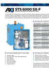 AXI - Model STS 6000 SX-F - Enclosed Automated Fuel Maintenance Systems Datasheet