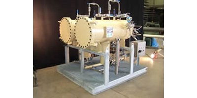 Power Plant Fuel Conditioning Skid