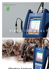 Rion - Model VA-12 - Vibration Analyser Datasheet