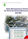 Rion - Version AS-60 - Data Management Software Datasheet