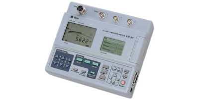 Rion - Model VM-54 - Triaxial Vibration Meter